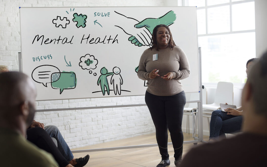 Mental Health, Well Being & Self-Management